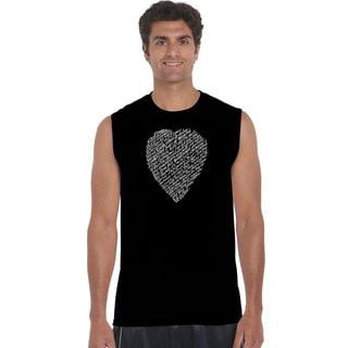 Men's William Shakespeare's Sonnet 18 Sleeveless T-shirt