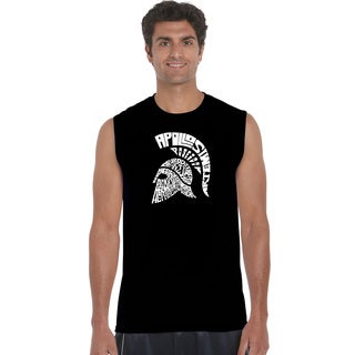 Men's Spartan Sleeveless T-shirt