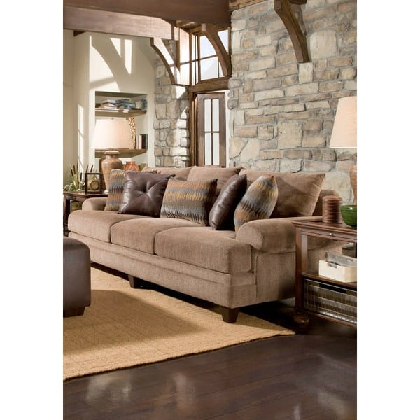 Incredible Shop Sofa Trendz Allison Two Piece Sofa And Loveseat Set Andrewgaddart Wooden Chair Designs For Living Room Andrewgaddartcom