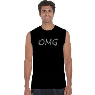 Men's OMG Sleeveless T-shirt