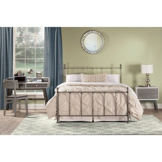 Hillsdale Furniture Molly Black Steel Queen Bed