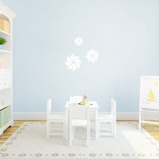 Pinwheels Set of Wall Decals (Small)