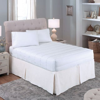Rest Remedy Luxury Loft Four-Sided Mattress Pad