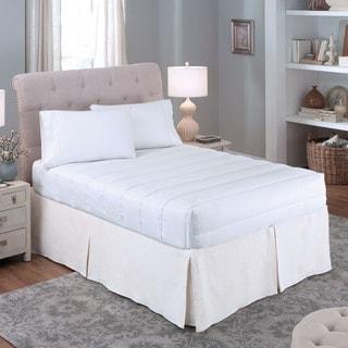 Rest Remedy Luxury Loft Four-Sided Mattress Pad