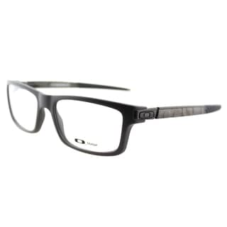 Oakley Currency OX8026-0254 54-millimeter Flint Square Eyeglasses