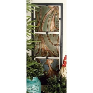 Metal Wall Decor 3 Asst Can Be Put In Waiting Area