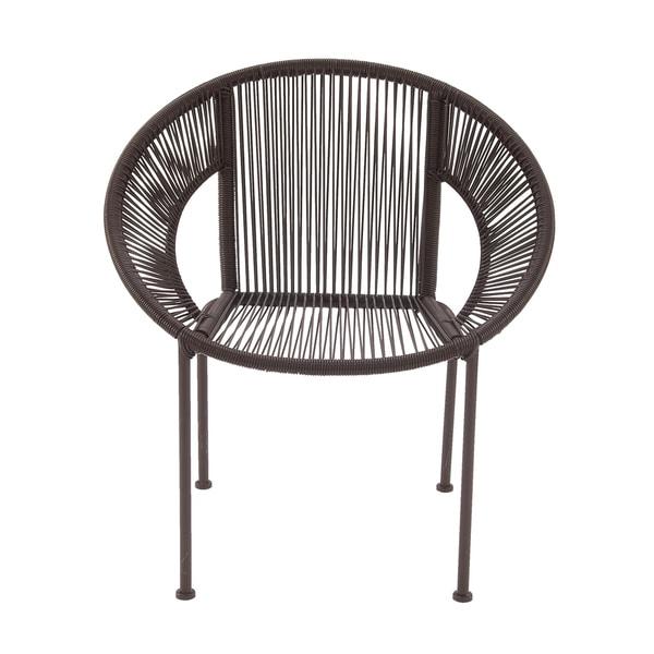 Comfortable Metal Plastic Rattan Chair. Opens flyout.