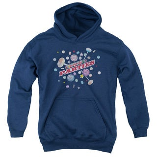 Smarties/Parties Youth Navy Pullover Hoodie