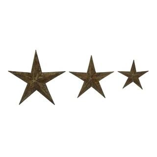 Artistic Stars Decorative Wall Art Furnishings