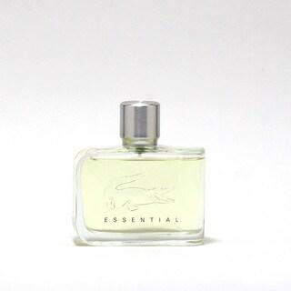 Lacoste Essential 2.5-ounce Men's Eau de Toilette Spray (Unboxed)