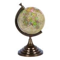Copper Grove Bellflower Aluminum Globe decor