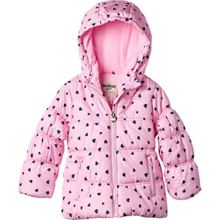 OSHKOSH Toddler Girls' Heavy Weight Jacket