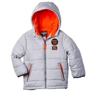 Oshkosh Toddler Boy's Multicolor Polyester Jacket