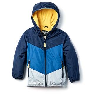 OSHKOSH Toddler Boy Fleece Lined Coat