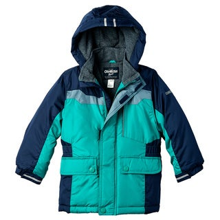 OSHKOSH Toddler Boys' Hooded Jacket