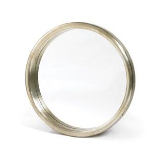 Sunken Round Mirror