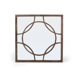 Hip Vintage Corliss Framed Mirror