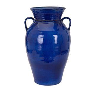 Trisha Yearwood Honey Bee Blue Vase