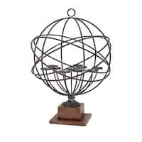 Trisha Yearwood Cowboy Armillary Candle Holder
