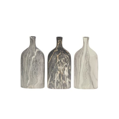 Carson Carrington Alavus Gorgeous Ceramic Vase Assorted 3