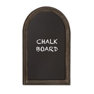 Striking Customary Styled Wood Blue Blackboard
