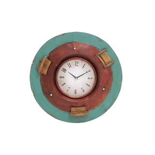 Beautiful Styled Classy Metal Wall Clock