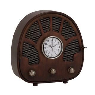 Fascinating Styled Berlin Metal Table Clock