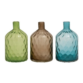 Fantastic Styled Glass Vase 3 Assorted