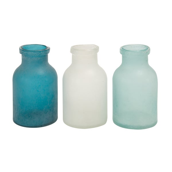 Shop The Smooth Glass Vase 3 Assorted - Free Shipping Today - - 11839498 a1c2b7b1e
