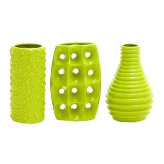 Magnificent Contemporary Styled Ceramic Vase 3 Assorted