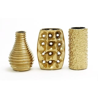 Classy Styled Ceramic Vase 3 Assorted