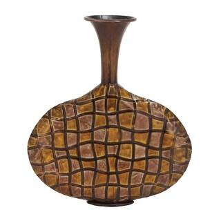 The Funky Metal Vase