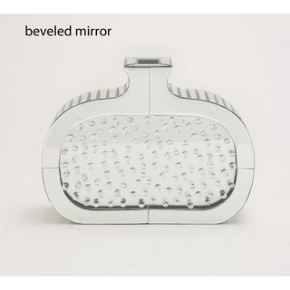 The Stunning Wood Mirror Glass Vase