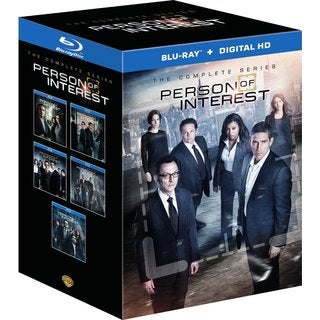 Person Of Interest: The Complete Series (Blu-ray Disc)