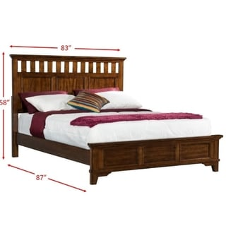 Picket House Quinn King Bed