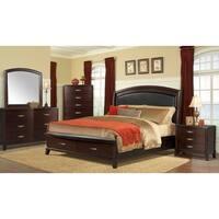 Copper Grove Dalbeattie King Platform Storage 5PC Bedroom Set w/ USB