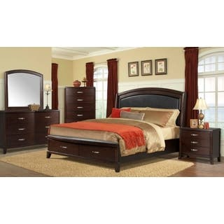 bedroom sets king. Picket House Furnishings Elaine King Platform Storage 6PC Bedroom Set w  USB Size Sets For Less Overstock com