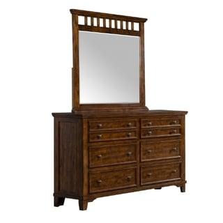 Picket House Warren Dresser Mirror combo