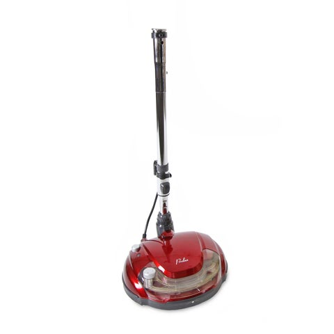 Prolux Hard Floor Cleaner/Polisher/Buffer/Scrubber Attachment for Raibow SEP/N2 Vacuum Cleaner - Red