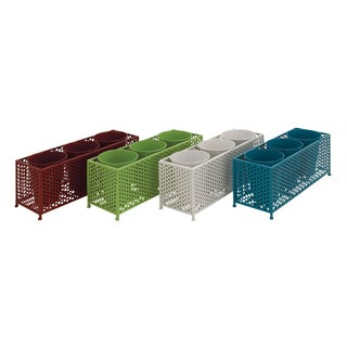Trendy and Classy Set of 4 Planter Stands