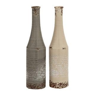 Exquisite and Classy Antique-themed Ceramic Vases
