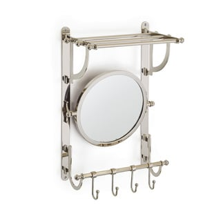 Hip Vintage Railway Towel and Mirror Rack