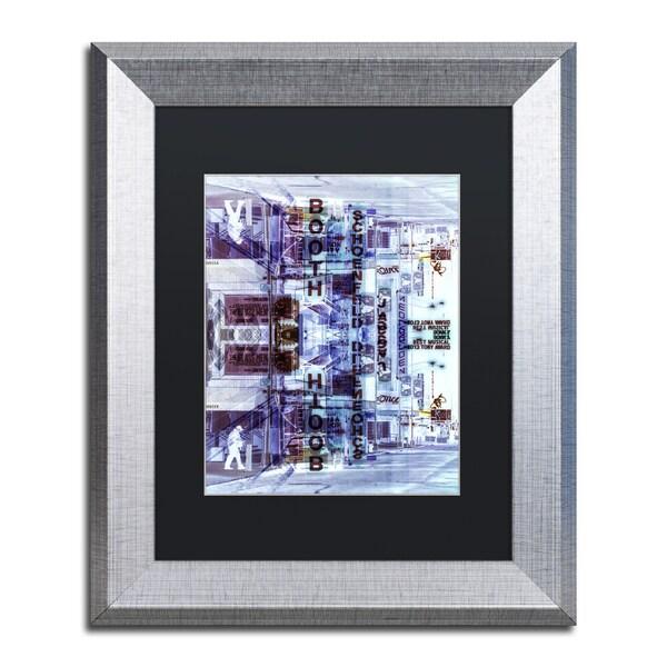 Philippe Hugonnard 'New York Reflection VI' Matted Framed Art