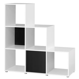 Tvilum Twist 6-shelf Room Divider