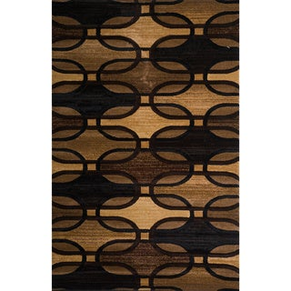 Christopher Knight Home Patrick Gill Brown Rug (8' x 10')
