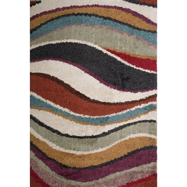 Christopher Knight Home Rose August Multi Frieze Rug 8 X27 X