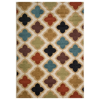 Christopher Knight Home Rosemary Ivy Indoor/Outdoor Frieze Rug (5' x 8')