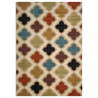Christopher Knight Home Rosemary Ivy Indoor/Outdoor Frieze Rug (8' x 10')