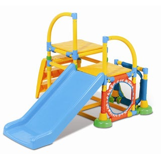 Link to Climb 'n Slide Multicolor Gym Similar Items in Building Blocks & Sets