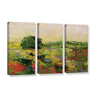 Allan Friedlander's 'Chippenham' 3-piece Gallery Wrapped Canvas Set